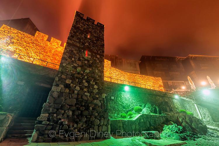 Крепостна кула в Созопол