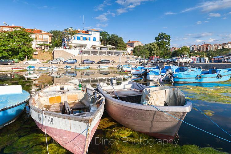 Рибарско пристанище Созопол