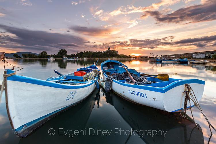 Типични созополски лодки