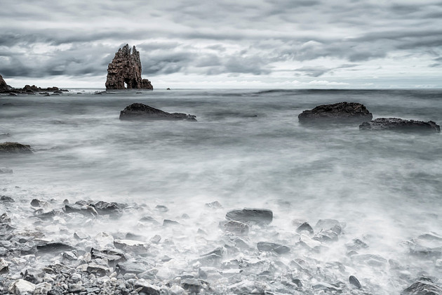 Крайбрежието на Астурия