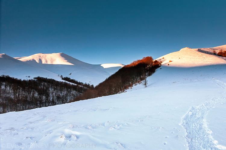 Стара Планина зиме