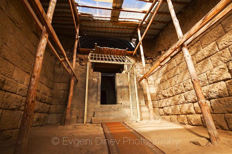 Тракийска гробница до Старосел