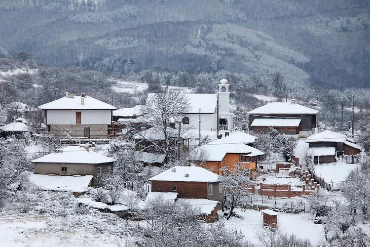 Снежни къщи