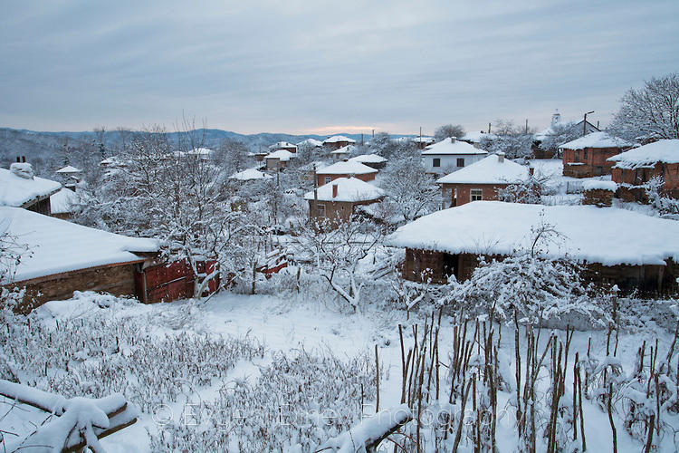 Зима в Стоилово