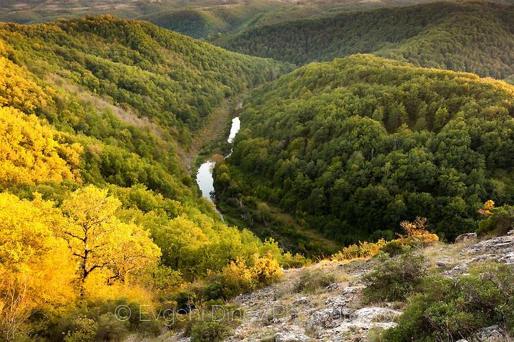 Началото на есента в Странджа