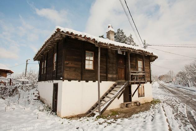 Къща в Заберново