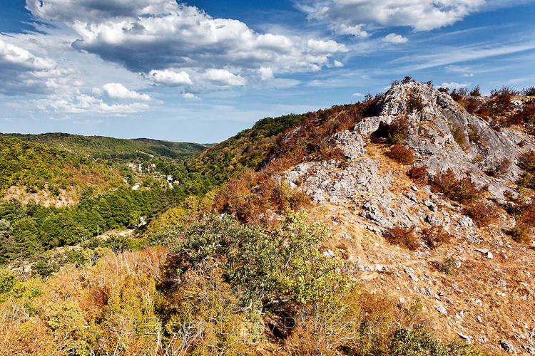 Калето над село Младежко