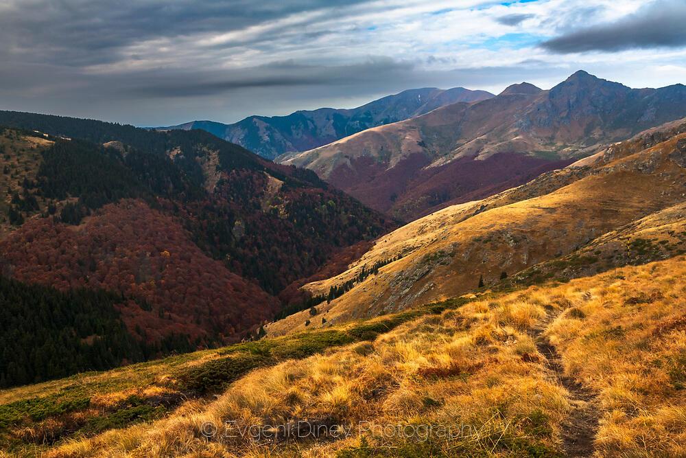 Централен Балкан през есента
