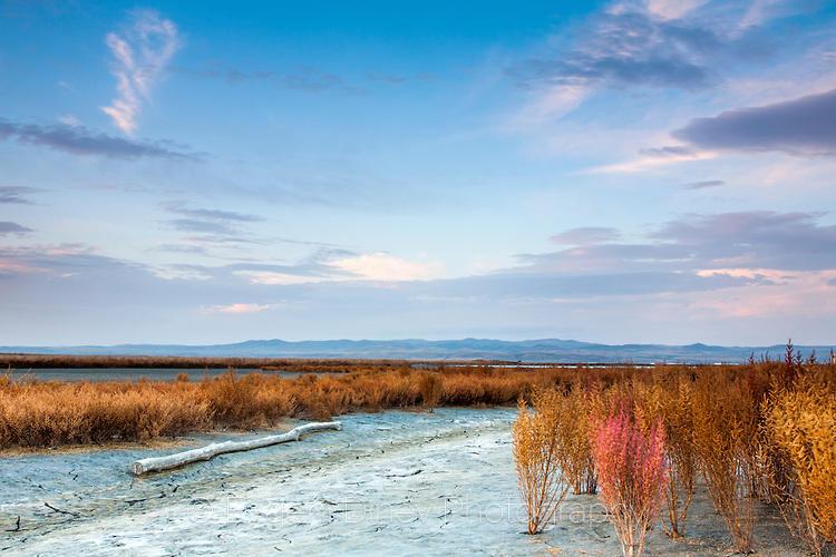 Атанасовско езеро север