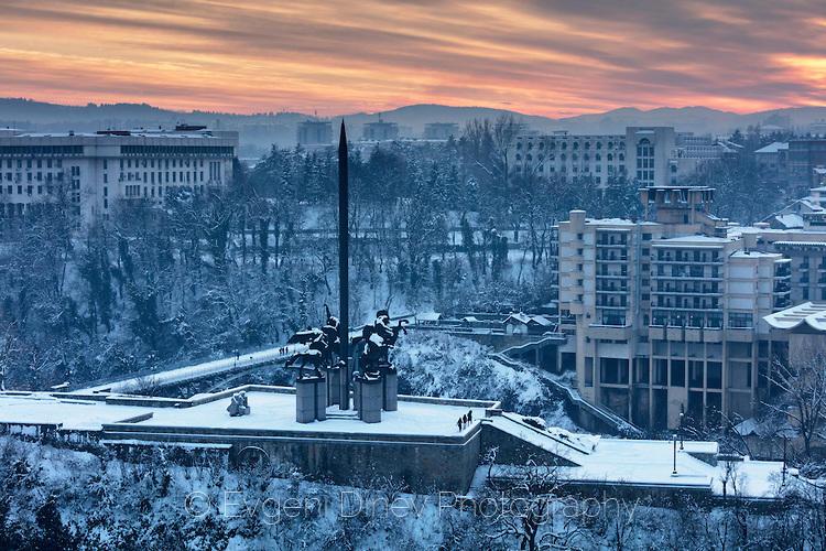 Паметник на Асеневци в Търново