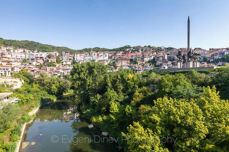 Река Янтра в Търново