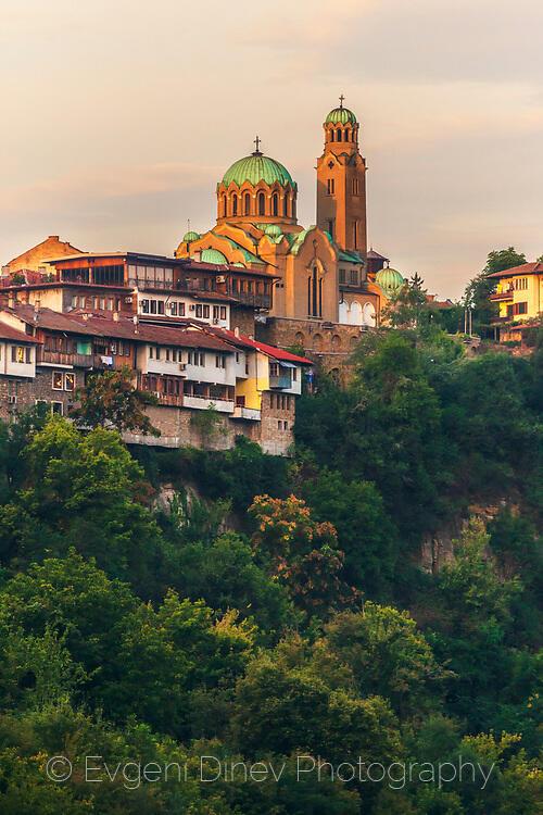 Голямата църква в Търново