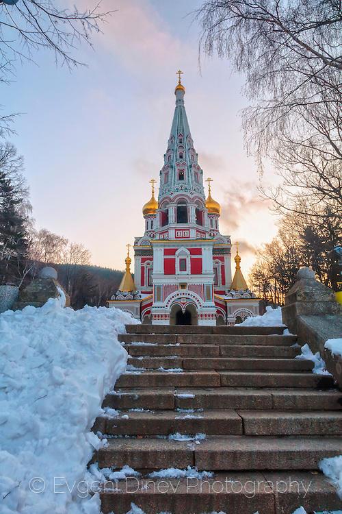 Руска църква в Шипка