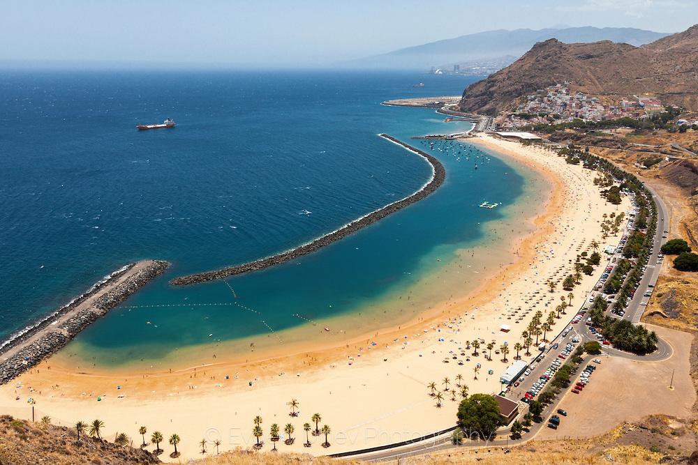 Плаж Сан Андреас в Тенерифе
