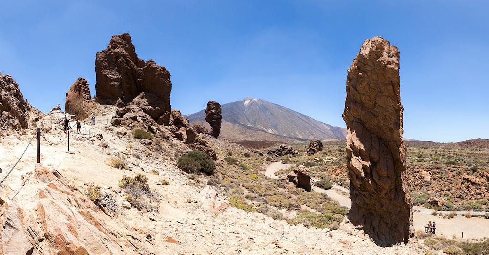 Вулканът Ел Тейде