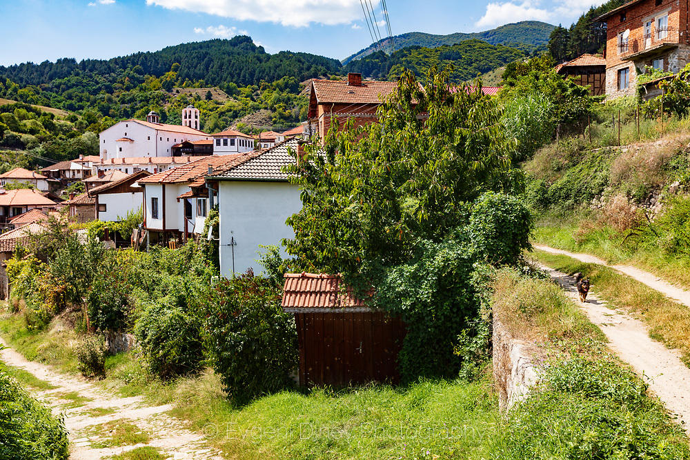 Околностите на село Тешово