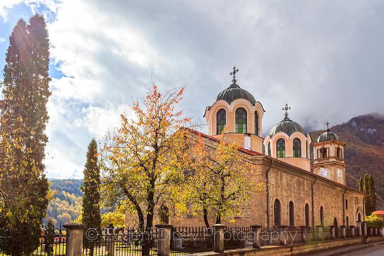 Църквата в Тетевен