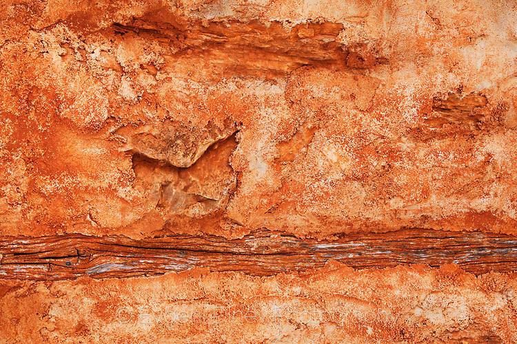 Текстура от измазана стена на къща в Бръшлян