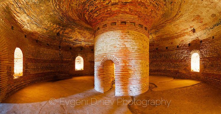 Антична тракийска гробница до Поморие