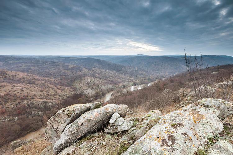 Тунджа между Лесово и Радовец