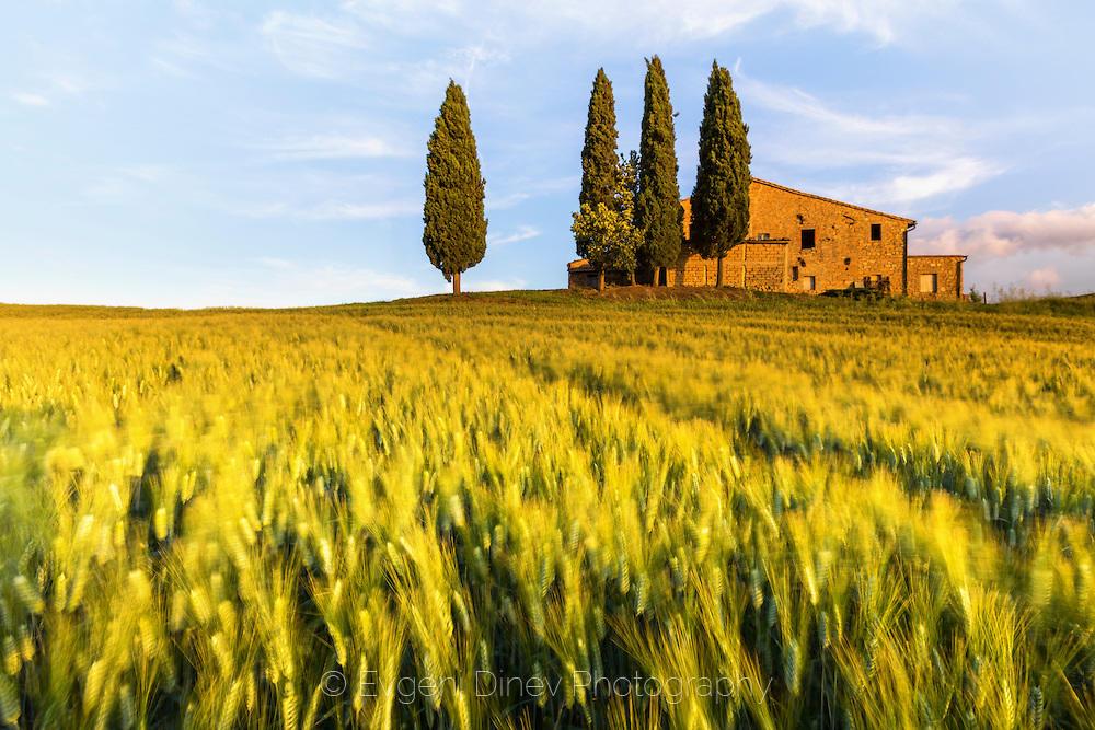 Тосканска вила