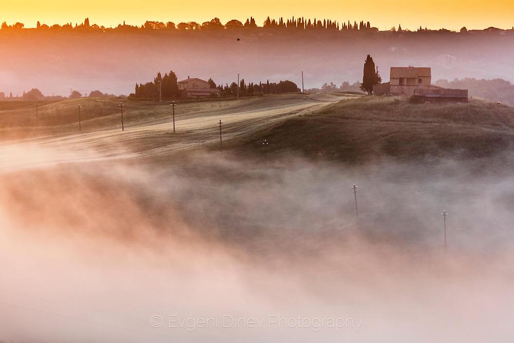 Тоскански изгрев