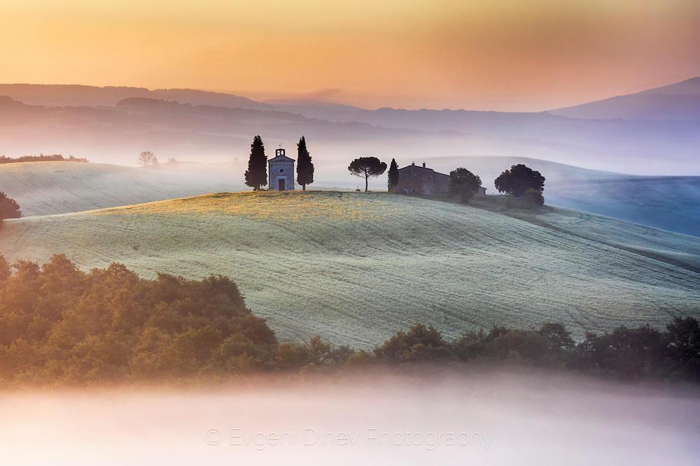 Красивата Тоскана