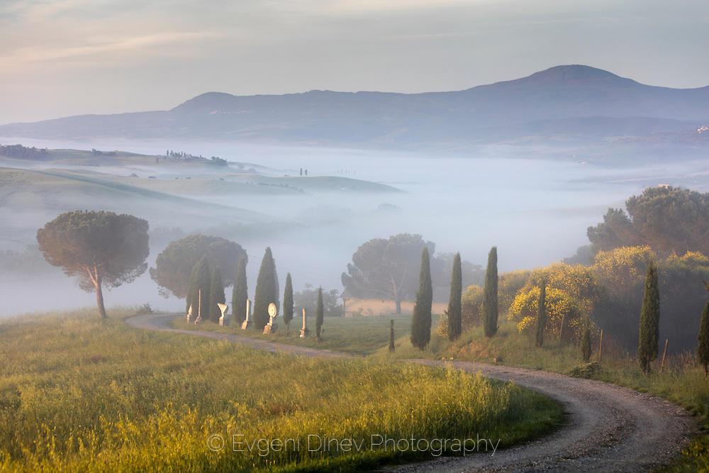 Тоскански път