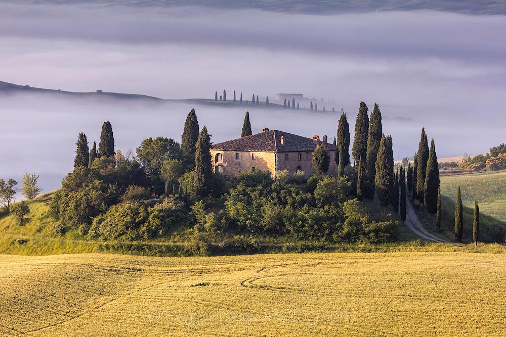 Вила в Тоскана