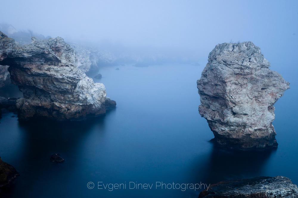 Мъгла над Тюленово