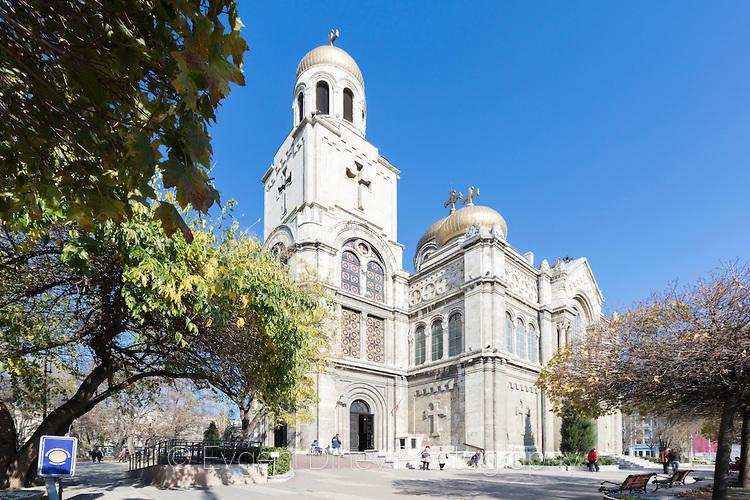 Катедралата във Варна