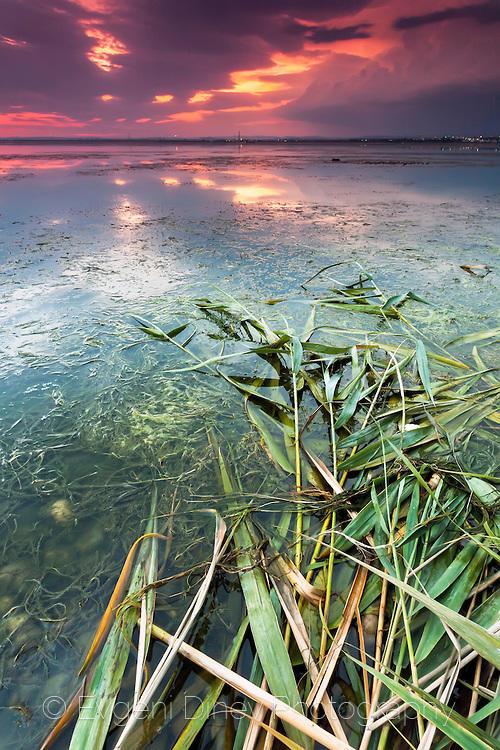 Езеро Вая преди бурята