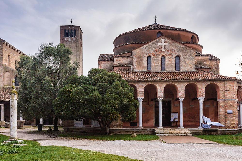 Базилика Санта Мария в Торчело
