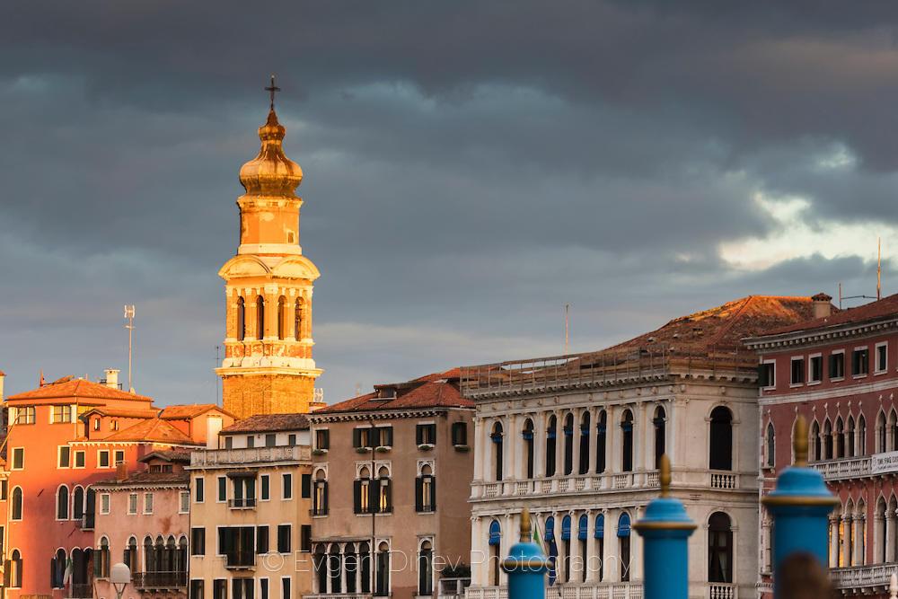 Венеция по залез