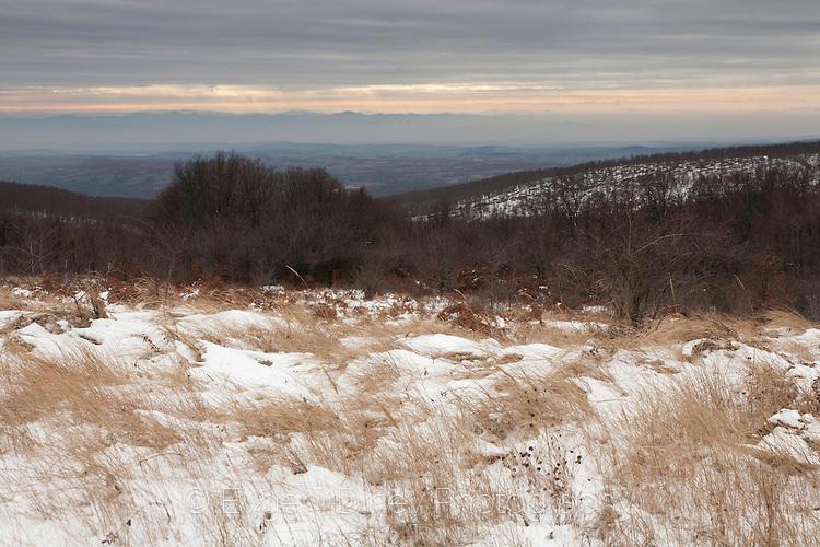 Гледка от връх Вишеград