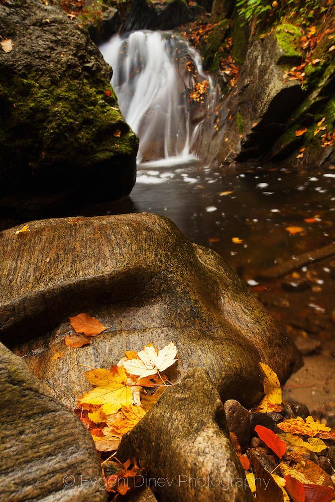 Fotinski falls