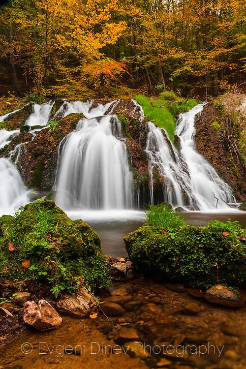 Водопад в Странджа