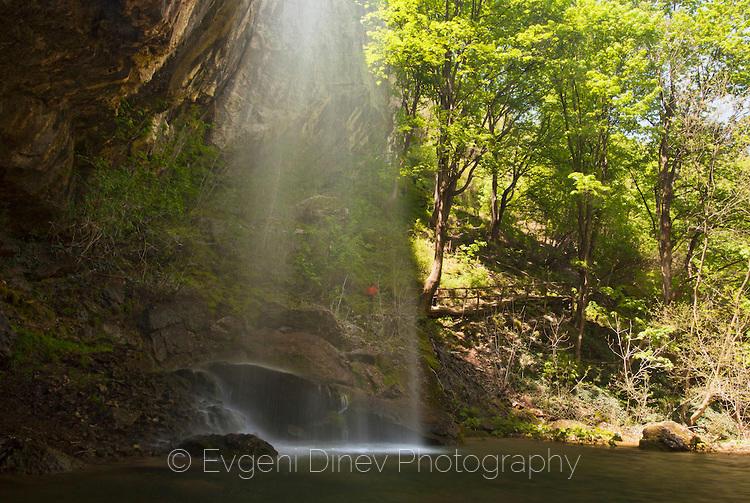 Водопад Веселиново