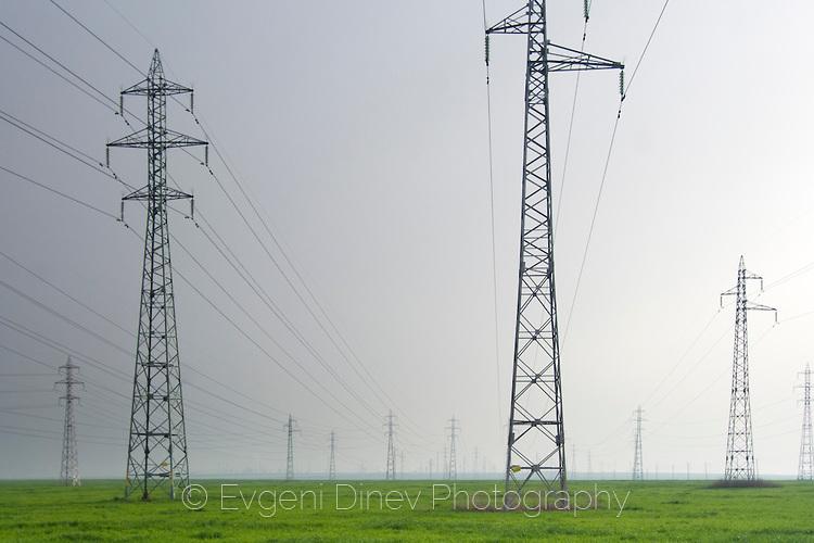 Електрическа гора