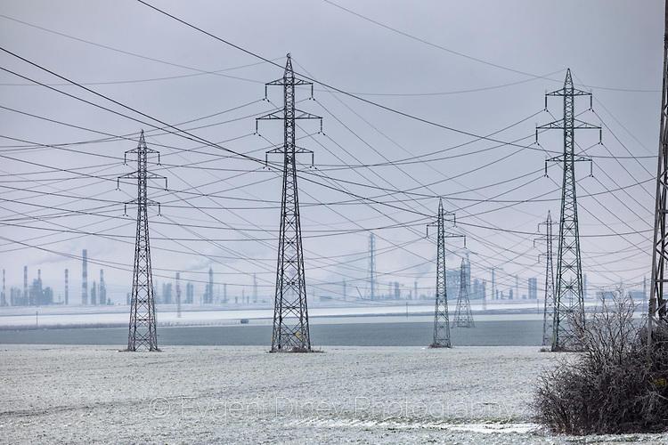 Зимни електропроводи
