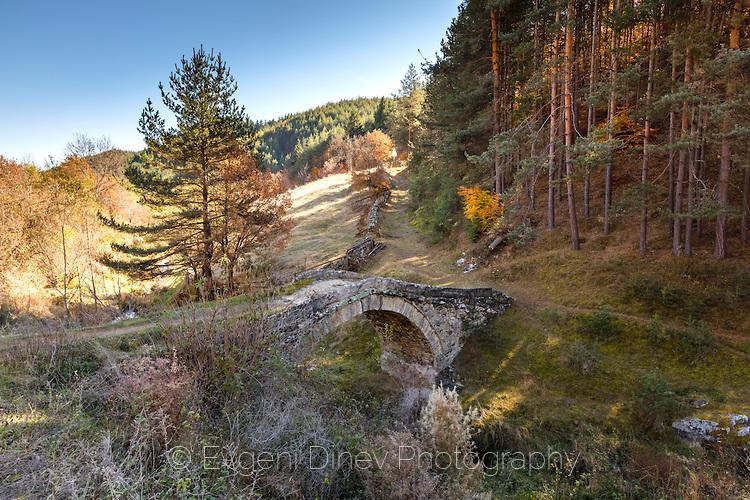 Римски мост в Загражден