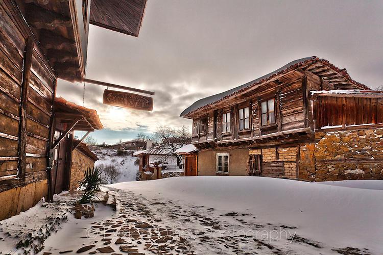 Къща за гости Сава Купеца в Жеравна